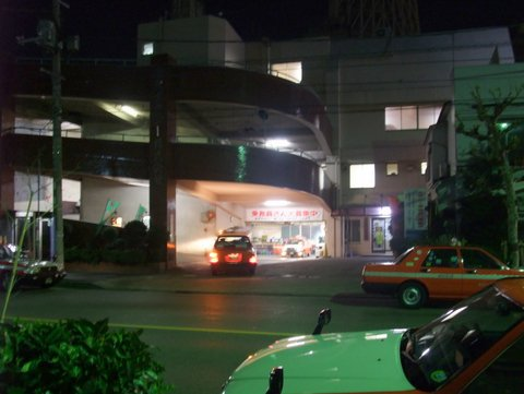 東武タクシーの様子