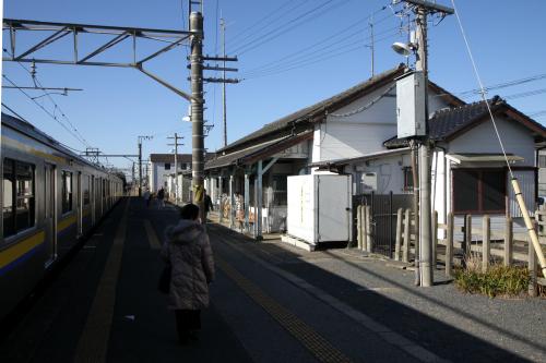 最寄駅は、JR総武本線の干潟駅