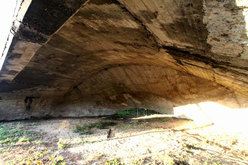 茂原に残る掩体壕でも特に立派なものとして、保存されるっぽい