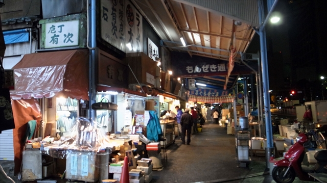 もんぜき通りで一番人気のあるラーメン店
