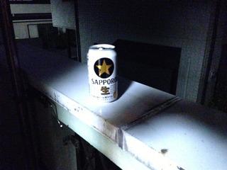 ベランダ冷蔵は埼玉の実家ではよくやってた