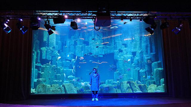 世界一高かった水族館です!