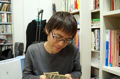 正月に兄貴の子供が来るんだって。まだ小さいしお年玉3千円くらいでいいかな…