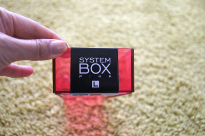 10、SYSTEMBOX(105円)