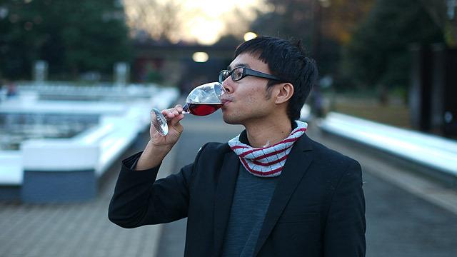 人生とは赤ワインだ!