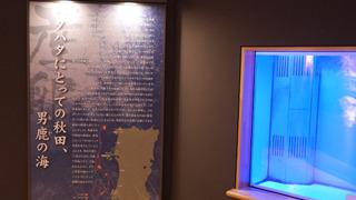 秋田にとってのハタハタではなく、ハタハタにとっての秋田。ハタハタ中心の視点である。