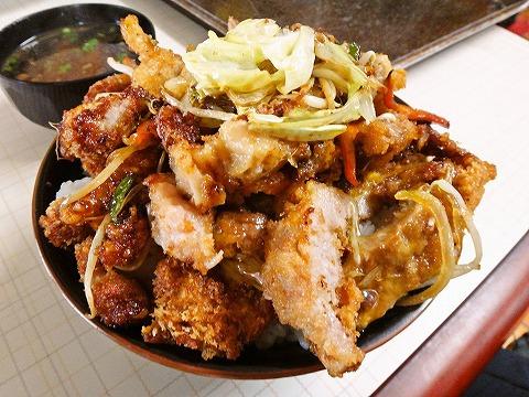 うなりを上げるカツ丼(600円)