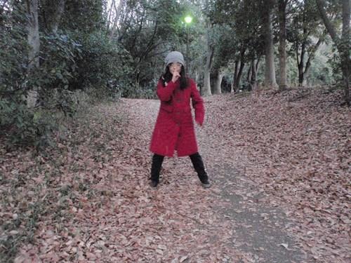 忍法・木の葉隠れの術!