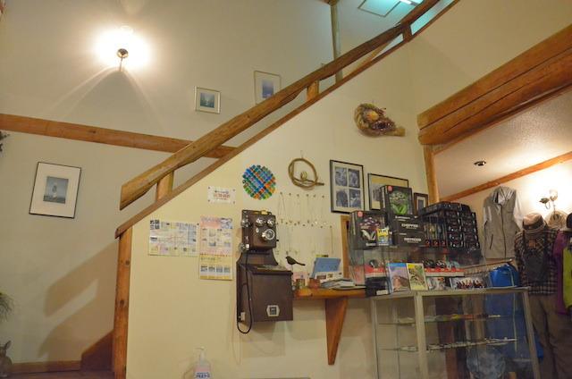 フゥ~ウ、階段の角度ステキ!