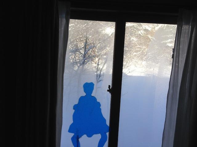 雪国の露出狂は命がけ。