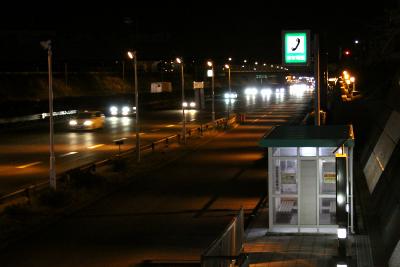 東名高速をぼんやり眺めているのも好きです