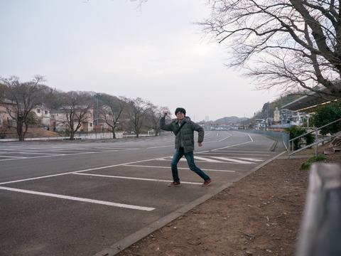 駅前は広い駐車場があるぞ!