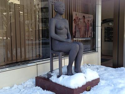 次に雪が降ったら、街角寒そうな人グランプリを開催したい