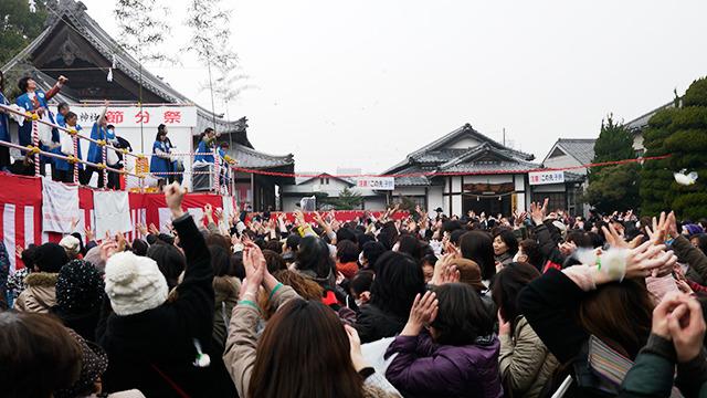 岡山に鬼に寛容な神社があるらしい。行かないわけには……!!