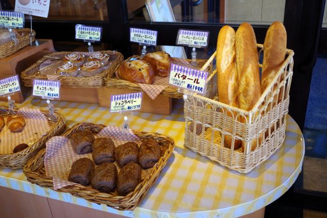 そして売られているパン