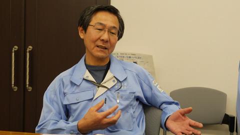 会社6年目に入社した井上眞彦さんは今や一番の古株