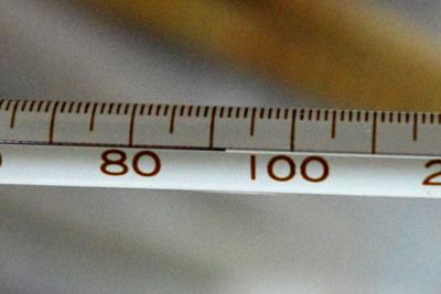 開始温度、92℃! これならいけるかも!
