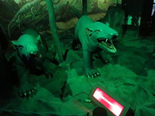 恐竜はほどほどにネズミの祖先っぽいのも