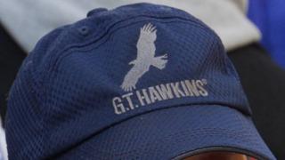 靴のG.T.ホーキンスも3人。ワシがついてるから人気なのか?