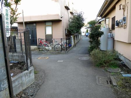 これが駅前通り