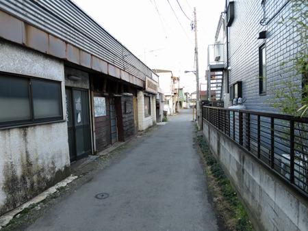 かつて店があったことはあるようだ