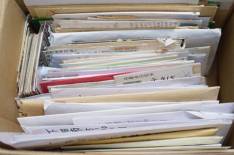 手紙って捨てずにとっておきがち。でも読み返したりもしない。