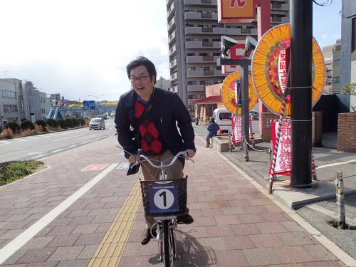 神奈川のときと同じ顔になってる