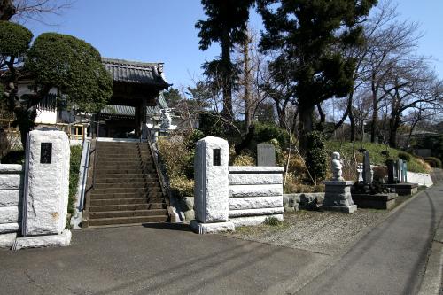 というワケで、近所のお寺に来たのだが……