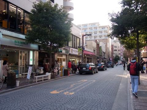 賑やかで威勢のいい「いわゆる商店街」のイメージとは違う商店街