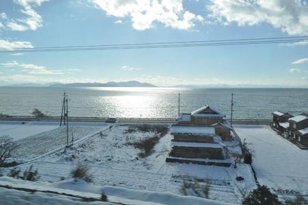 琵琶湖はでっかいどう