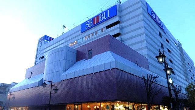 埼玉ローカルデパートめぐりを続けている。