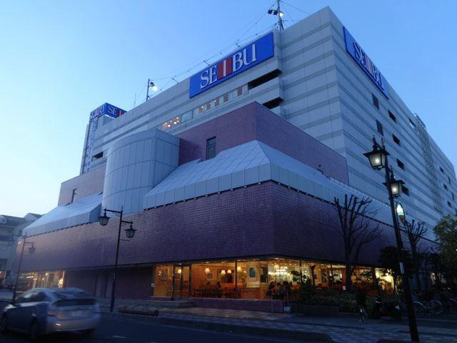 かわいい百貨店。