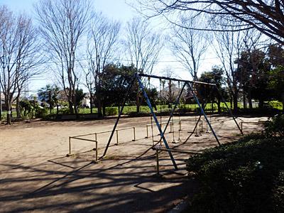 どこにでもある公園です。