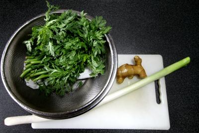 そしてまた、野菜を刻む作業が始まる