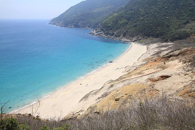 超絶美しいビーチにも行ってみた。