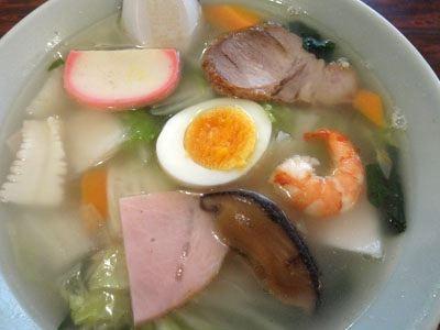 老舗っぽい中華料理屋さんに行ったら、日本人式の中華だった。間違えた。これはこれで美味しいんですが。