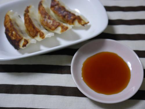 醤油+みりん+ラー油