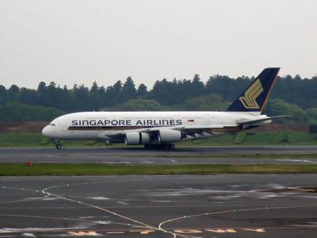 史上最大の旅客機エアバスA380だ!