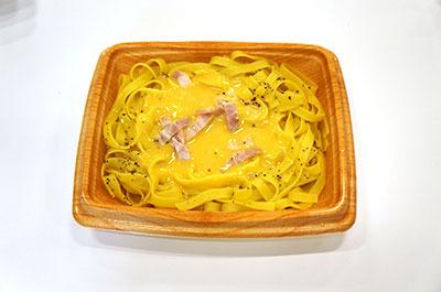 フェットチーネ(幅広の麺)
