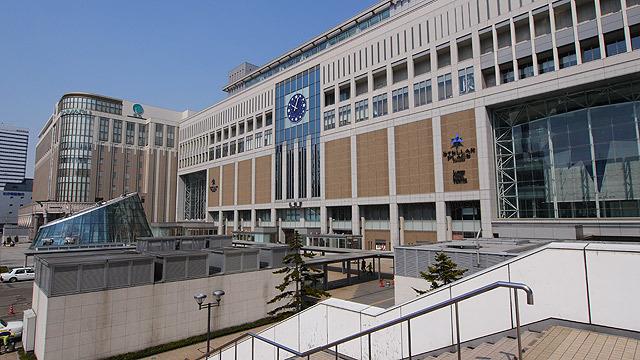 2014年の札幌駅