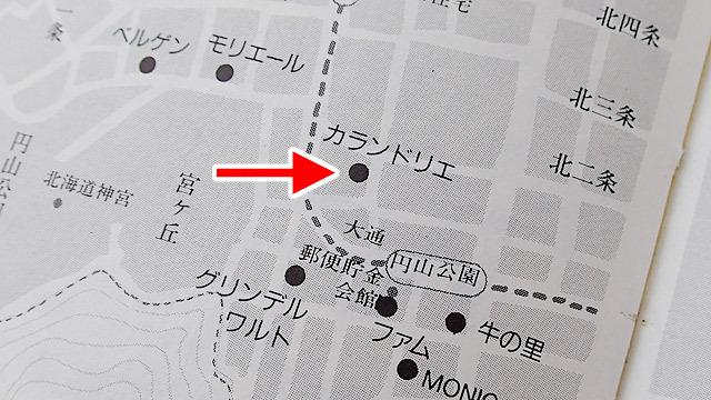 地図でいうとここ