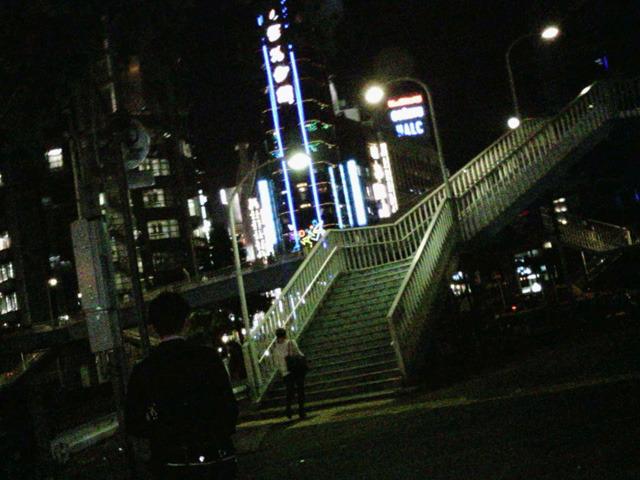 準クライマックス 21:21 新宿西口 心拍数140