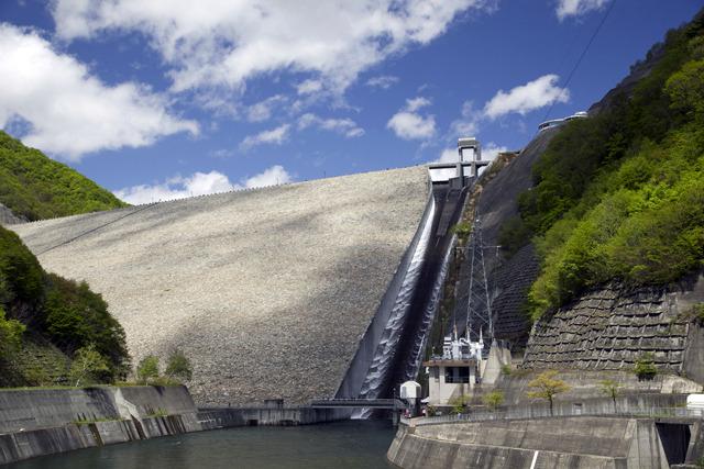 関東でもっとも美しいダム、という意見もある