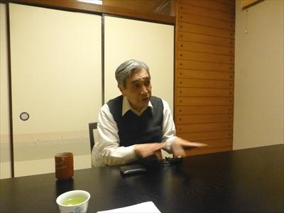 「関西風は自分でやってみたら焦げちゃって」と山崎さん