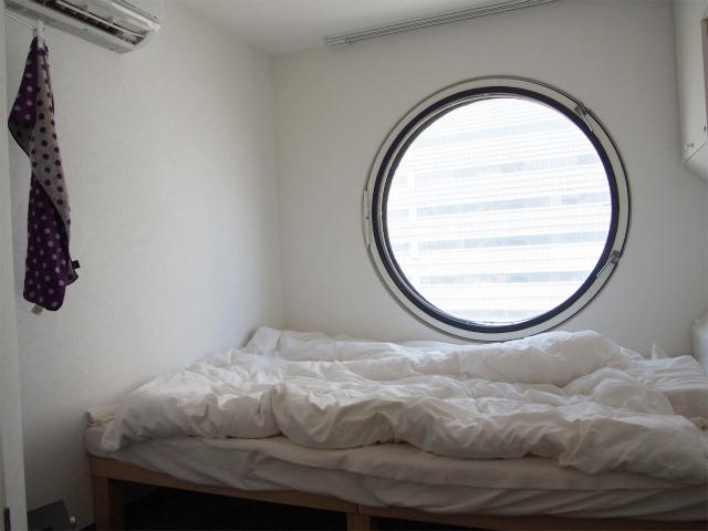 最初に買ったベッドは返品した