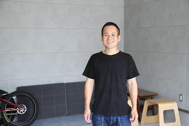 九州チャンピオンになった橋口智彦さん (以下ハッシー)