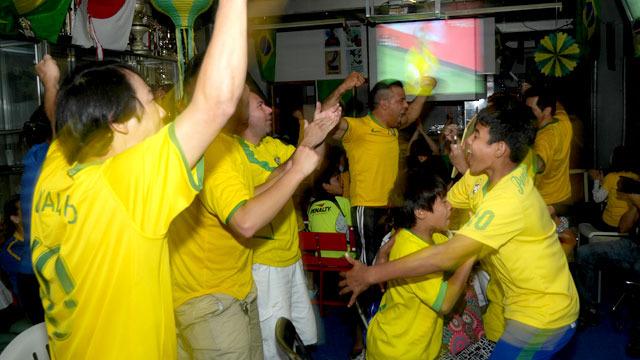 ほぼブラジル!