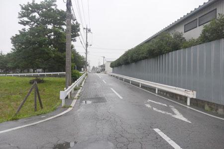 まあ、早朝の道路なんてこんなもんですよね