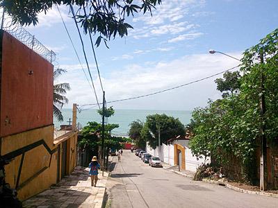 おお、ブラジルっぽい景色。