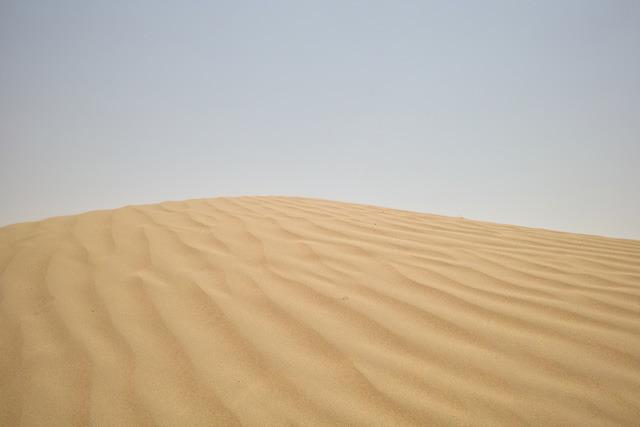 「砂漠日」なんて言い方もあったのか